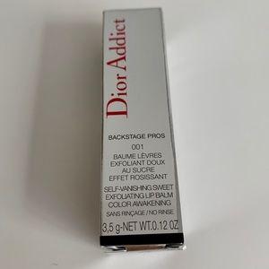 NEW UNBOXED Dior Addict Lip Sugar Scrub